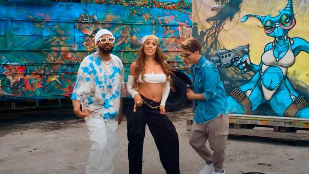 Yahaira Plasencia estrenó 'U la la', su tercer sencillo junto a Sergio George