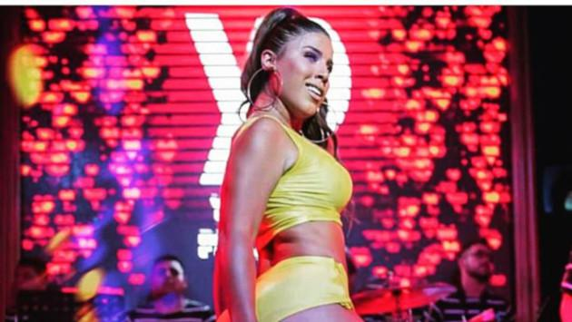 Yahaira Plasencia derrocha sensualidad en cada foto (Foto: Facebook.com/YahairaPlasenciaQ/)