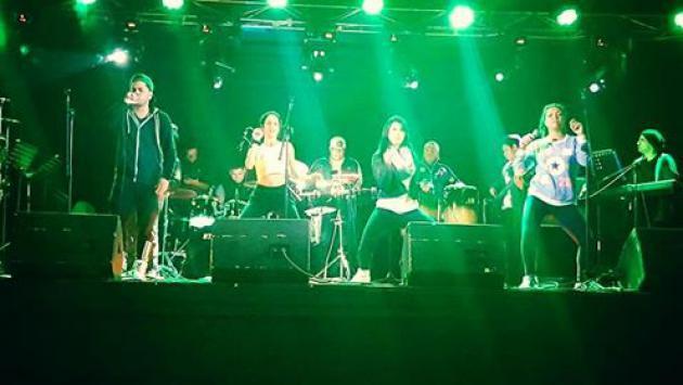 Yahaira Plasencia lanzó nueva orquesta femenina (Fotos: Facebook/Bryan JG - Instagram @bryan_jg_28)