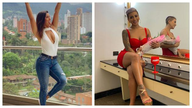 Yahaira Plasencia y Paula Arias dejan atrás sus diferencias