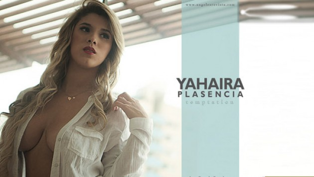 Yahaira Plasencia de Son Tentación posó desnuda para la Revista Ángeles [FOTOS]