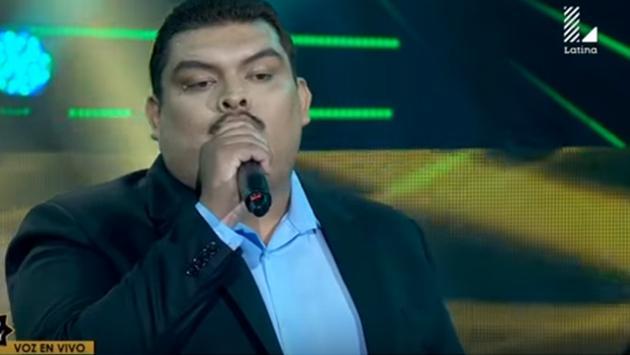 'Maelo Ruiz' fue eliminado de 'Yo Soy'