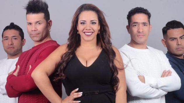 ¡Las agrupaciones salseras Zaperoko, Camaguey y Los Barraza participaron de un 'campeonato deportivo salsero'! (Foto: Facebook Los Barraza)