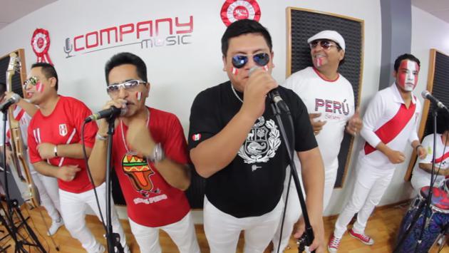 Zaperoko lanza 'Contigo Perú' en versión salsa (Fotos: Zaperoko Company Music)