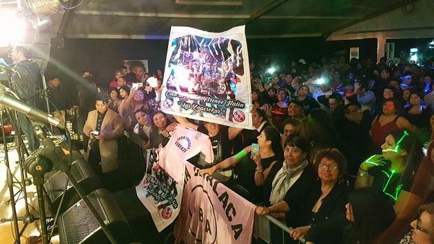 Zaperoko realizó exitosa gira por España, Italia y Francia (Facebook: Zaperoko).