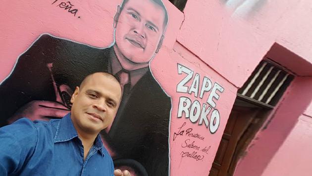 Zaperoko se luce en el barrio de Atahualpa (Fotos: Facebook)