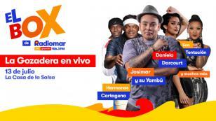 ¡Mira quién ganó el box para La Gozadera de Radiomar!