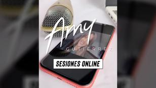 ¡Amy Gutiérrez presenta su primer concierto virtual!
