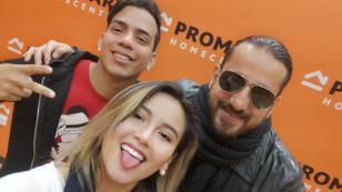 Amy Gutiérrez y Jean Pierre Puppi se presentarán en programa de televisión