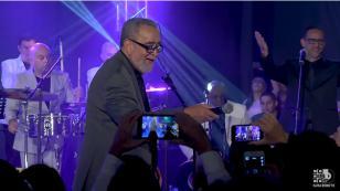 Andy Montañez lanza DVD grabado en vivo