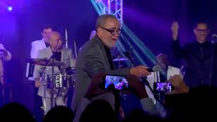Andy Montañez no cancelará concierto luego del paso del huracán Irma en Puerto Rico