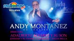 ¡Andy Montañez y Adalberto Álvarez se presentarán en concierto en Lima!