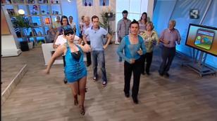 ¡Aprende a bailar salsa con este video!