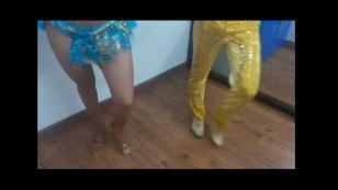 ¡Aprende a bailar salsa con estos campeones mundiales! (VIDEO)