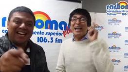 Fernando Armas, Kike Vega y los mejores chistes de 'Salsa con humor'