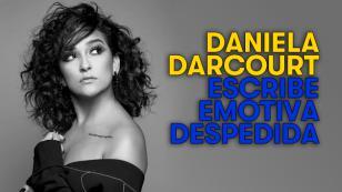 Así despidió Daniela Darcourt a su abuelo, fallecido por COVID-19