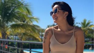 Así se viven las grabaciones del videoclip 'Con mi amiga' de Daniela Darcourt