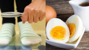 Baja de peso con la dieta del huevo