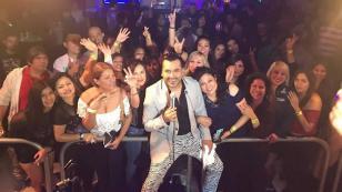 Carlo Supo puso a gozar a sus fans de Japón a ritmo de 'Eres mi sueño' [FOTOS Y VIDEO]