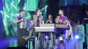 Carlos Vives deleitó a sus fanáticos con presentación en Jerusalén
