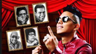 César Vega lanza disco 'Coverizando' en plataformas digitales
