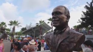 Cheo Feliciano ya tiene monumento en Puerto Rico