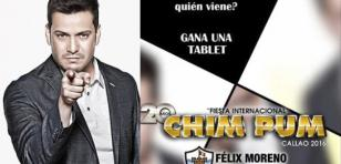 Víctor Manuelle sería el tercer salsero confirmado para el Chim Pum Callao 2016