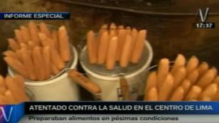 Reportaje muestra cómo se preparan los churros en el Centro de Lima