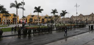 Estas son las calles que serán cerradas por la Parada Militar