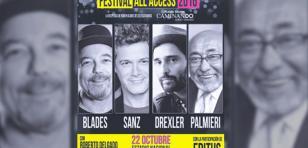 Conoce el precio de entradas para el concierto de Rubén Blades y Eddie Palmieri