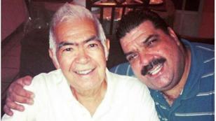 ¡Conoce al papá de Maelo Ruiz! (FOTO)