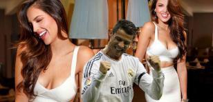 ¿Cristiano Ronaldo conquistó a esta actriz mexicana?