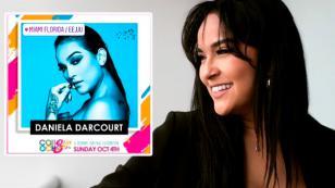 Daniela Darcourt cantará en el Festival más importante de Miami