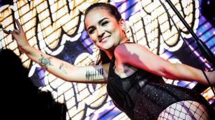 Daniela Darcourt da el primer paso para lograr la internacionalización musical en Ecuador