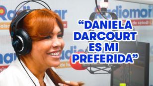 Daniela Darcourt es la salsera preferida de Magaly Medina