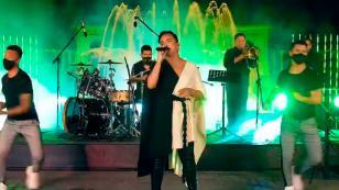 Daniela Darcourt le cantó a Lima por su 486 aniversario