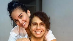 Daniela Darcourt le dedica romántica publicación a su novio por su cumpleaños