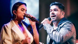 Daniela Darcourt y Jerry Rivera compartirán escenario en concierto en Estados Unidos