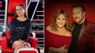 Daniela Darcourt y Pimpinela cantaron 'A esa' [VIDEO]