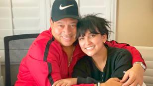 Daniela Darcourt y Tito Nieves ya están juntos en Miami