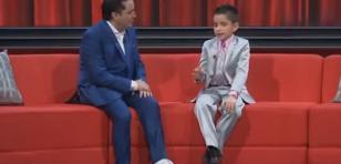 Dayiro Castañeda se robó el show en Colombia