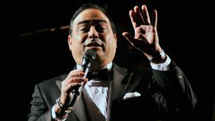 Eddie Palmieri anunció lanzamiento de disco con Gilberto Santa Rosa
