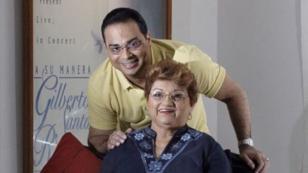 El conmovedor mensaje de Gilberto Santa Rosa por el Día de la Madre
