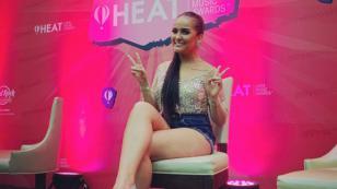 El mensaje de Daniela Darcourt después de su participación en los Premios Heat