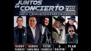 Estos son los suertudos que verán a Gilberto Santa Rosa y Víctor Manuelle en 'Juntos en Concierto VIII'