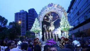 ¡Entérate aquí las fechas en que saldrá la procesión del Señor de los Milagros!