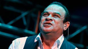 ¡Esta es la primera foto de Tony Vega tras ser operado del corazón!