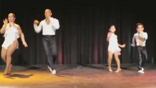 ¡Estos niños retaron a sus profesores a bailar salsa y tienes que ver lo que pasó! (VIDEO)