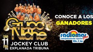 Estos son los afortunados que bailarán con el Grupo Niche en la 'Serenata al Amor'