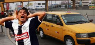 Fernando Martel exvolante de Alianza Lima es ahora taxista